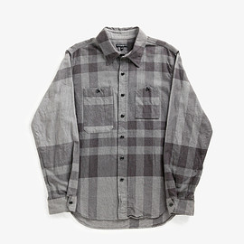 Engineered Garments - WORK SHIRT - BIG PLAID
