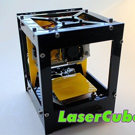 Wei & Sunny - Laser Cube - Enjoyable Laser Engraver and Cutter