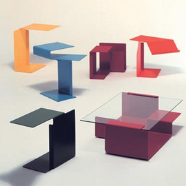 Konstantin Grcic - Diana Side Tables. Category: side and end tables