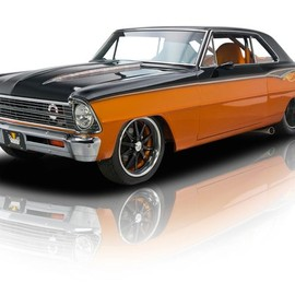 Chevrolet - 1967 Chevrolet Nova Pro Touring 383 Supercharged 540HP