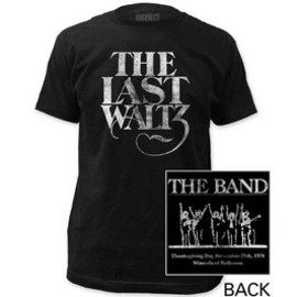 BAND ,THE / THE LAST WALTZ  T-Shirts Tシャツ  ザ・バンド