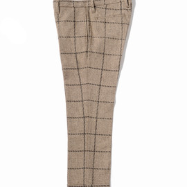 bal - NEW TAPERED WOOL TROUSER