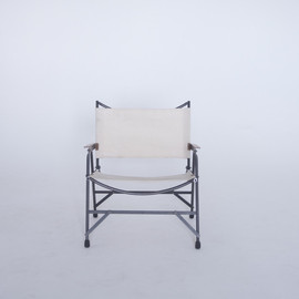 Babe Ruth Iron Works - folding chair