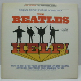The Beatles - Help!(US:LP)