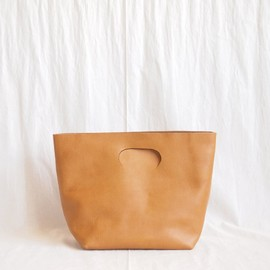 Hender Scheme - not eco bag wide #camel
