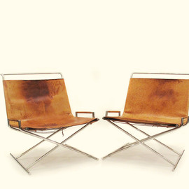 Ward Bennett - Sled Chair