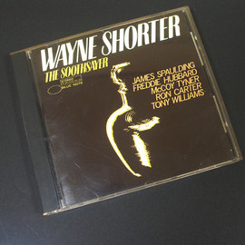 WAYNE SHORTER - THE SOOTHSAYER  CD