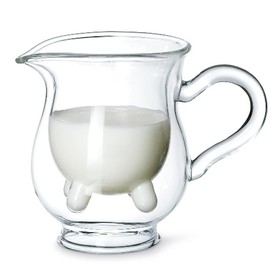 Fred and Friends - HALF AND A CALF CREAMER