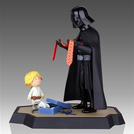 Gentle Giant - Darth Vader & Son Deluxe Maquette