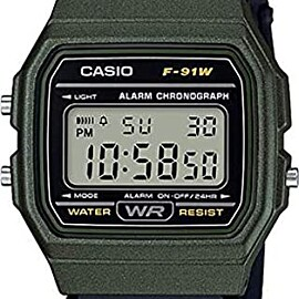 CASIO - カシオ CASIO F-91WM-3A