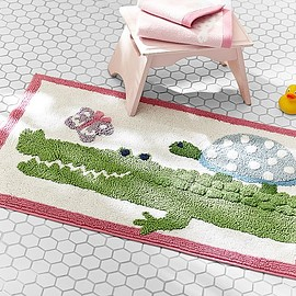 Pottery Barn kids - Alligator Bath Mat