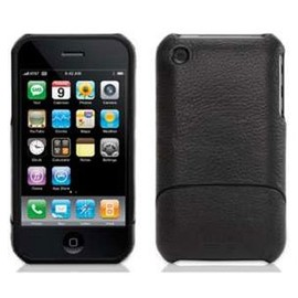 Griffin - Griffin Elan form Case with EasyDock for iPhone 3G, 3G S (Black)