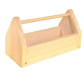 Houseworks - Tool Box Wood Kit