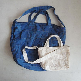 dosa - PATCHED LUNA BAG