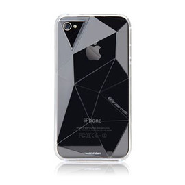 Case-Mate - iPhone 4S/4 Facets Case Clear