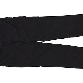 TEATORA - Wallet Pants IT-Black
