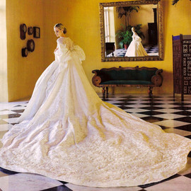 Nina Ricci - Wedding gown