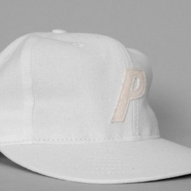 Palace Skateboards - Palace - Ebbets Field Cap - White