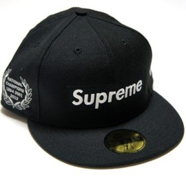 Supreme Box Logo New Era Cap - Supreme Box Logo New Era Cap
