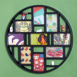 modcloth - Round Here Photo Frame