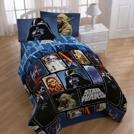 Star Wars Comforter in Twin / Full Size