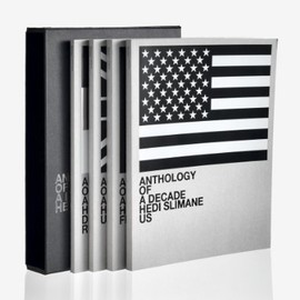 Hedi Slimane - Anthology of a Decade