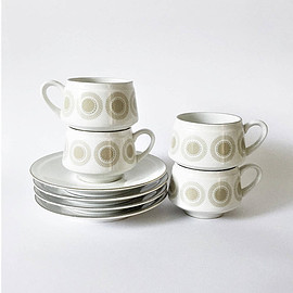 Arabia - finland Coffee cup and saucer