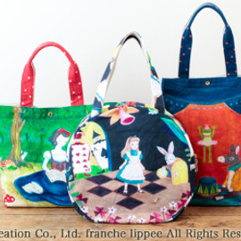 franche lippee - トートバッグ