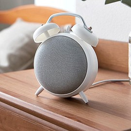 ELECOM - CLOCK STAND for Google Home Mini: AIS-GHMCL