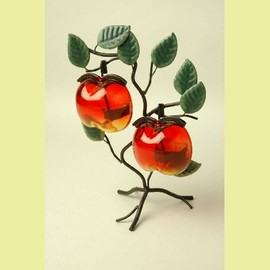 tossdise - Apple Candle Holder 2pcs