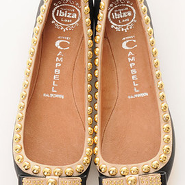 jeffrey campbell - studded shoes