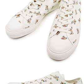 UNDERCOVER - Undercoverism Rabel Bear Sneakers