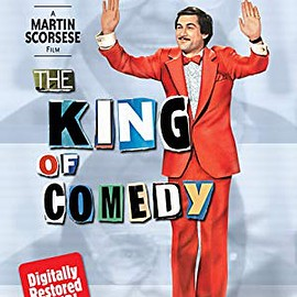 Martin Scorsese - THE KING OF COMEDY