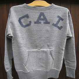 JACKSON MATISSE - CAL SWEAT GREY