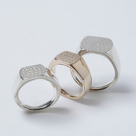 HELENA ROHNER - Ring / Silver
