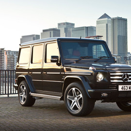 Mercedes-Benz - G 350 BlueTEC