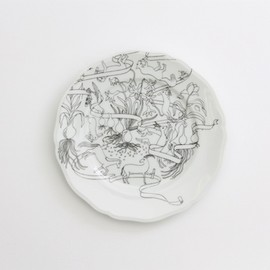 PASS THE BATON - Remake Tableware PLATE 17cm