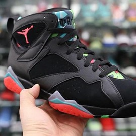 "Nike - Air Jordan 7 Retro ""Marvin the Martian"""