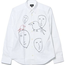 """Paul Smith - """"Drawn by Paul """" COLLECTION SHIRTS"""