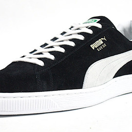 "Puma - JAPAN SUEDE ""LIMITED EDITION"" (BLACK/WHITE)"