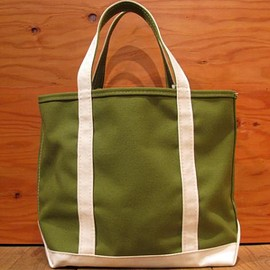 L.L.Bean - Boat & Tote (made in usa)
