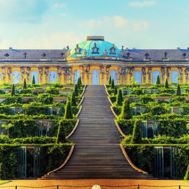 Germany - Schluss Sanssouci