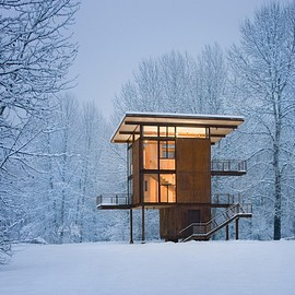 Olson Kundig Architects - Delta Shelter