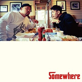 C.O.S.A. × KID FRESINO - Somewhere