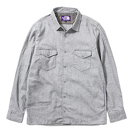 THE NORTH FACE PURPLE LABEL - THERMOLITE® Flannel Shirt