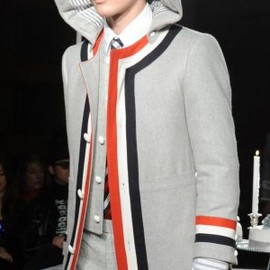 "Thom Browne - ""French"" coat"