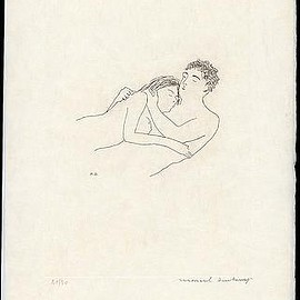 Marcel Duchamp - after-love
