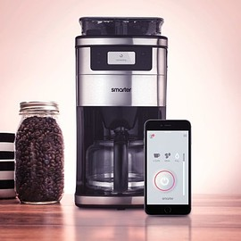 The World's First WiFi Coffee Machine - The World's First WiFi Coffee Machine
