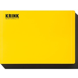 KRINK - Super Permanent Stickers - Bright Yellow