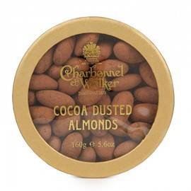 Charbonnel et Walker - Cocoa Dusted Almonds 160g
